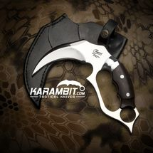Cogent Knives Traditional Indonesian Karambit (Style 6)