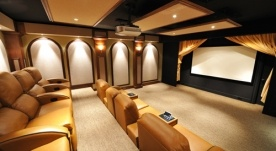 Theater room. Yes yes yes!!: Home Theater, Dreams Houses, Movie Rooms, Theater Rooms, Movie Theater, Theatre Rooms, Media Rooms, Movie Night, Home Theatre