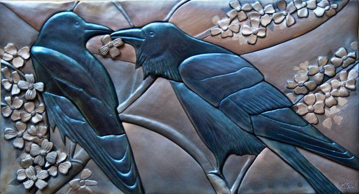 219 Best Birds Esp Black Bird Crow Raven Quilts