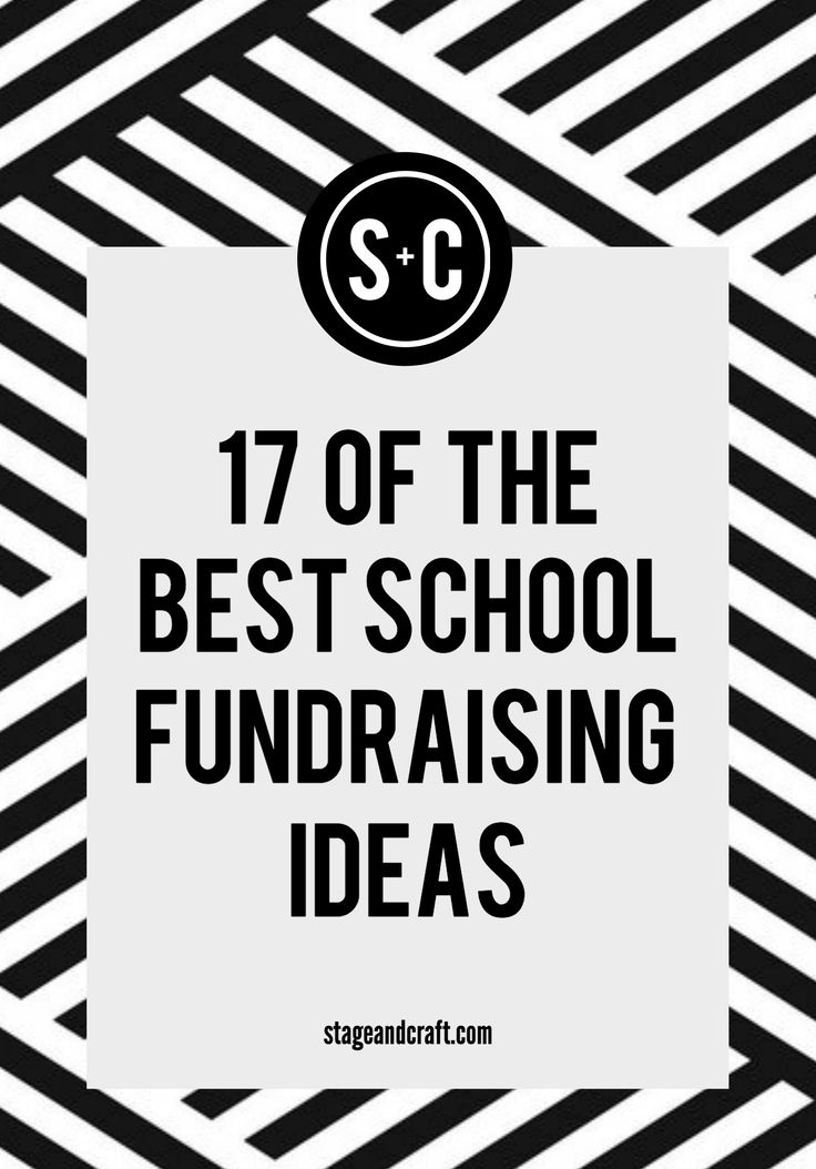 Here's some brand new ideas on school fundraising that we came up with! Also a few classics to refresh your memory :)