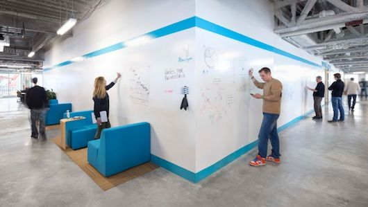 Ideapaint Whiteboard Paint For Walls Comes In White