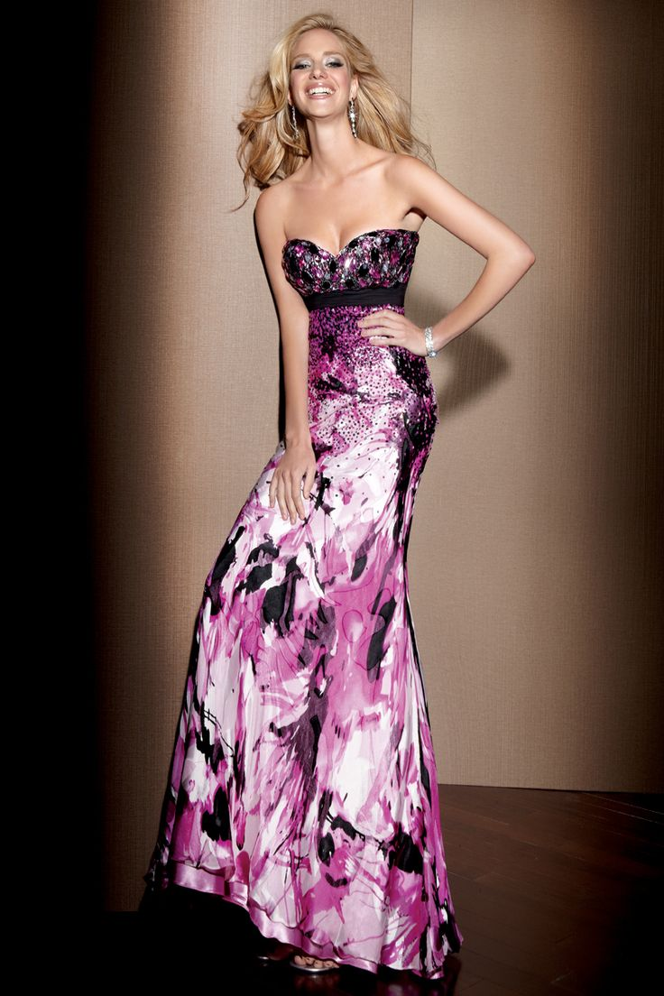 91 best Faviana Dresses 2012 images on Pinterest | Formal dresses ...