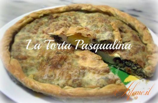 #lifeme: TORTA PASQUALINA #torta pasqualina #torte salate #Pasqua #ricette