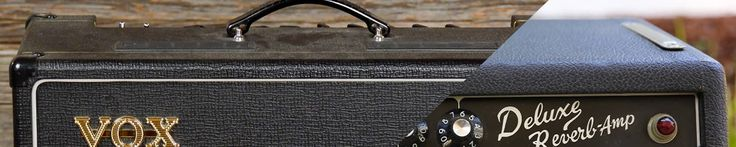 Vox AC-15 vs Fender Deluxe Reverb: The Differences That Matter via Reverb.com