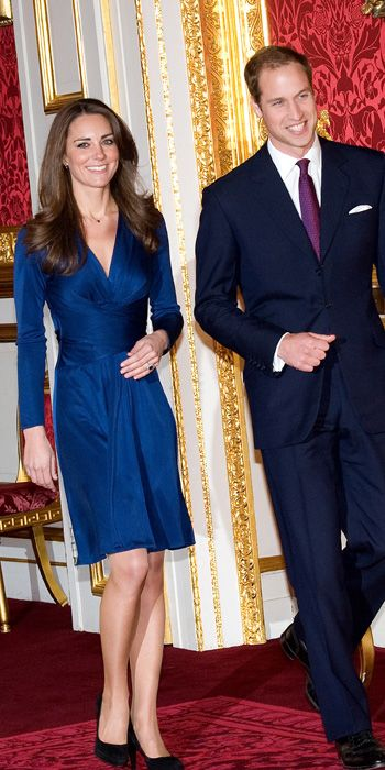 Kate Middleton's Most Memorable Outfits Ever! - November 16, 2010 from #InStyle