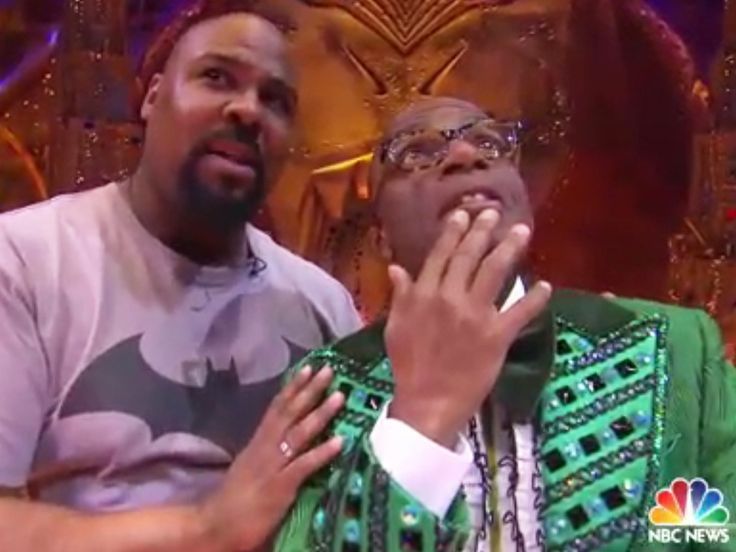 You Ain't Never Had Friends Like These! Watch Aladdin's James Monroe Iglehart Welcome Two Newbies to Agrabah  | Broadway Buzz | Broadway.com