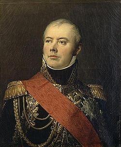 Maréchal Étienne-Jacques-Joseph-Alexandre MacDonald, duc de Tarente