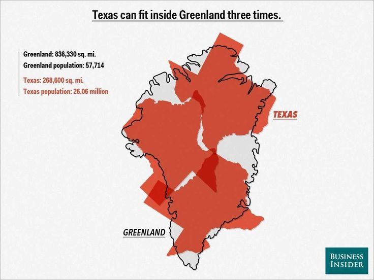 11 Comparative maps create surprising size perspectives