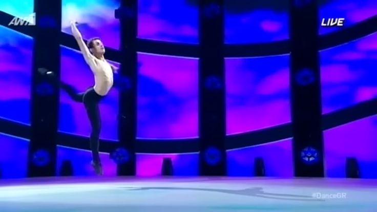 Παρασκευάς Θεοδοσίου - Τελικός So You Think You Can Dance - Live Final  ...