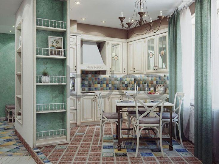 Cucine Lube » Cucine Lube Stile Provenzale - Ispirazioni Design ...