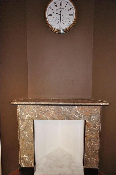 Mooie marmeren schouw van een jaren 39 30 huis schouwen jaren 30 pinterest fireplaces - Deco moderne woning ...