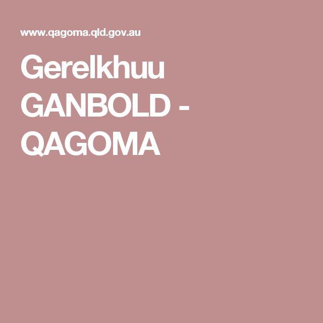 Gerelkhuu GANBOLD - QAGOMA