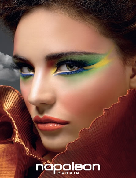 Nice Makeup Tutorial: 85 Best Images About Exotic Make-Up On Pinterest