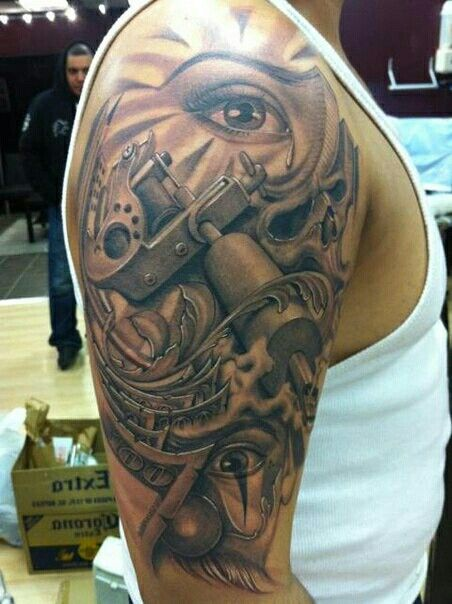 83 Best Chicano Tattoos Images On Pinterest