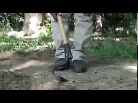 Tecnólogo Abraham Sánchez Creación de Herramientas Agrícolas. - YouTube