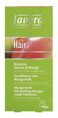 Balsam Mango - Lavera - Schampo / Balsam - Badrumsartiklar - Hårvård Produkt | All by Nature – Ditt val till en naturlig hälsa