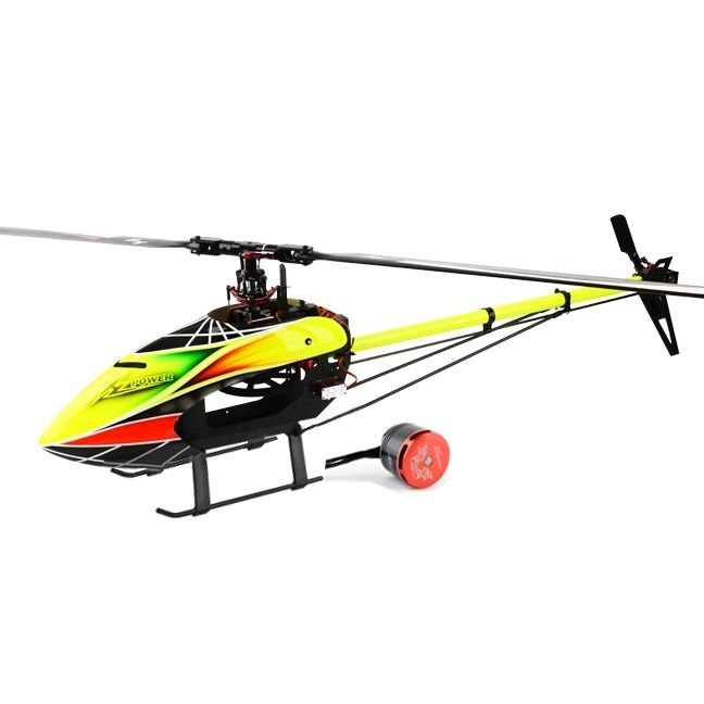 XLPower 520 XL520 6CH FBL RC Helicopter Kit with 1100KV 4020 Motor #adulttoys #rchelicopter #rcheli #rckits #helikit