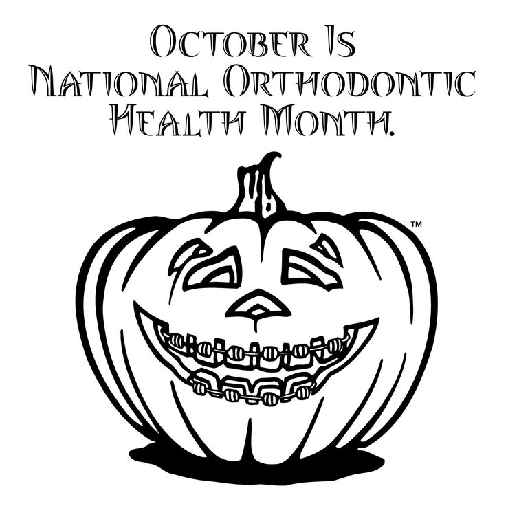 Its National Orthodontic Health Month Nohm2017 Orthodontic