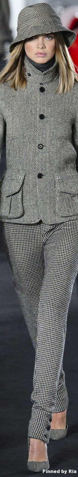 Ralph Lauren Fall 2017 Ready To Wear