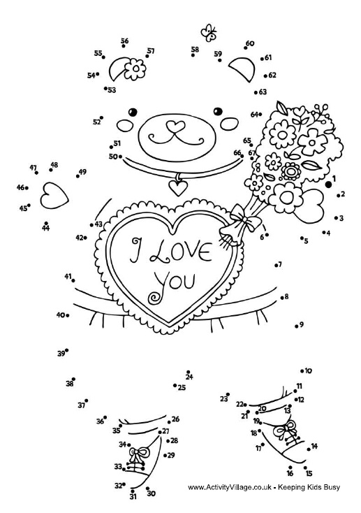 17 best images about nr malebog on pinterest mandalas for Valentine connect the dots coloring pages