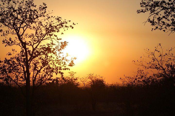 Fantastisvhe zonsondergangen