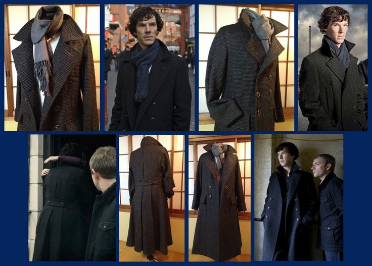 A Study in Coat-Making by ~crimsongriffin28 on deviantART - How to Make Sherlock's coat