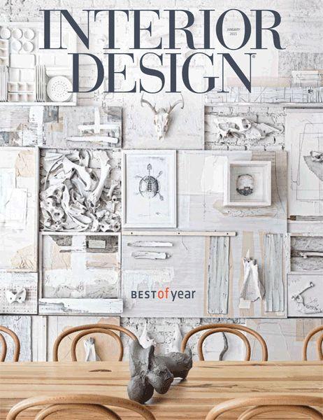 January 2015 Interior Design MagazineMagazine