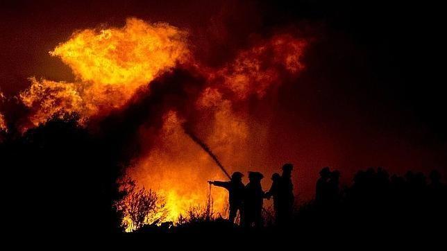 Se descarta que el incendio en Valparaíso fuera provocado, según las primeras investigaciones...