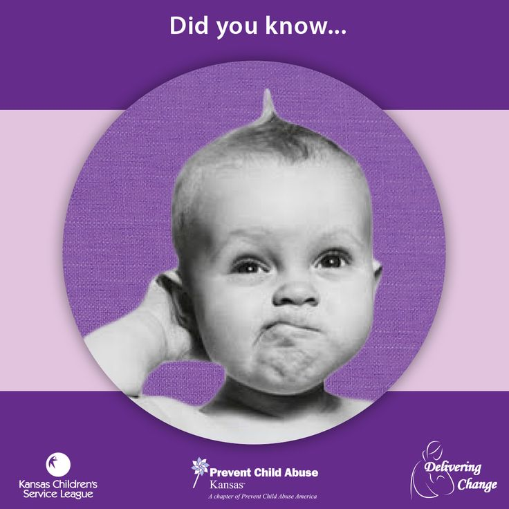 Did you know all babies go through a developmental stage of increased crying? Babies cry, it's normal! Have a plan and learn more about the Period of PURPLE Crying®.