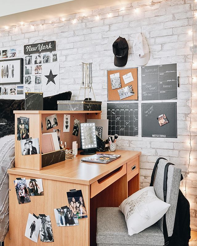 Homework Is Lookin Pretty Good From Here Www Dormify Com College Dorm Room Decor Dorm Room Designs Dorm Room Organization