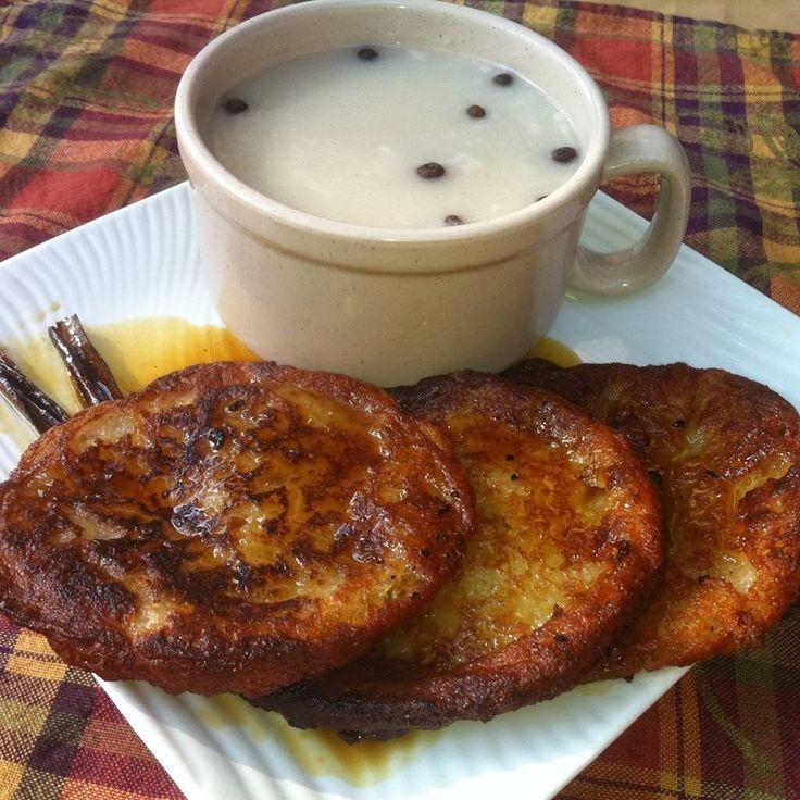 Esta deliciosa Receta Salvadoreña, es una de las más apetecidas por los salvadoreños. El chilate es un delicioso atol que puede acompa...