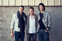 Levi Lusko with For King and Country Guest band Easter Sunday at the Majestic Valley Arena 2012