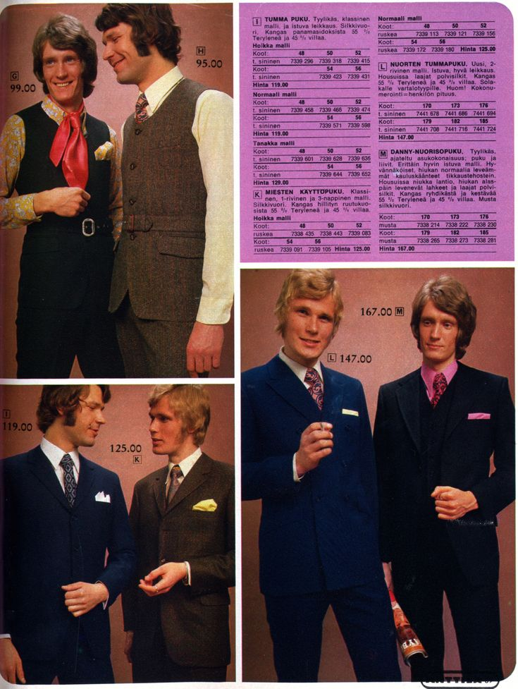 1970-luku | Vahvike