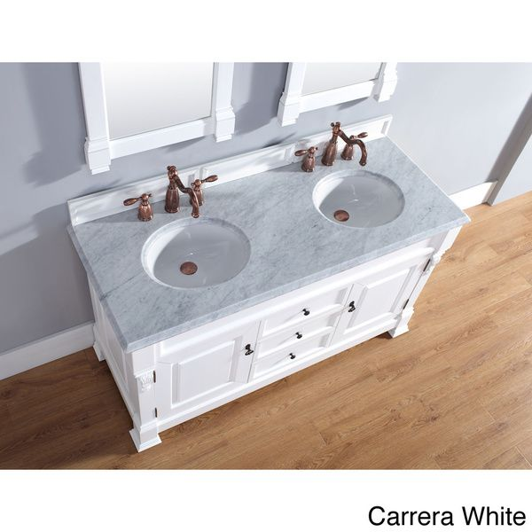 Bathroom Vanities Overstock 34 best bathroom vanities images on pinterest | double bathroom