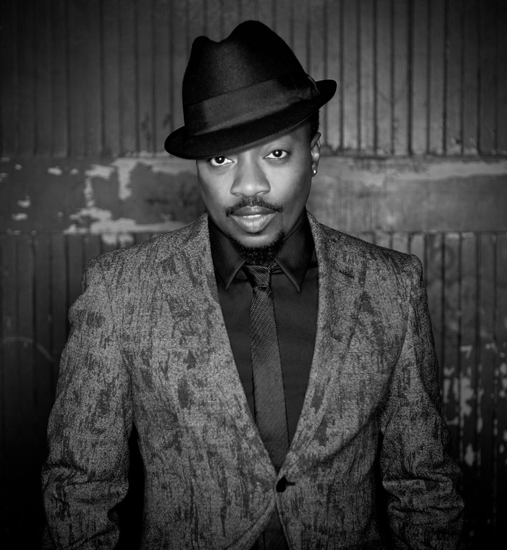 Anthony Hamilton  (Sony Music) - will be in Memphis, TN on 9.13.13 with Kindred the Family Soul. LOVE...