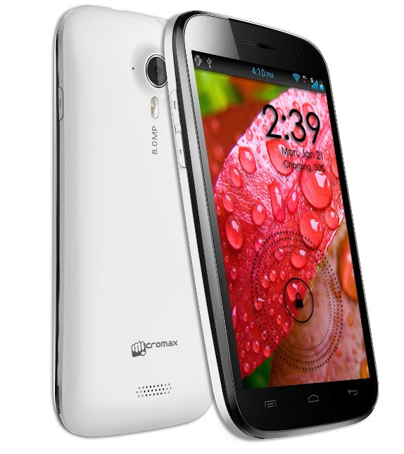 Micromax A116 Canvas HD Review | TechiTOT