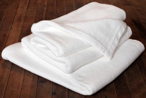 Luxury Herringbone Blanket