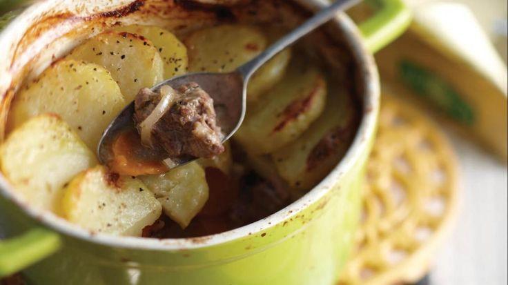 Ierse stoofpot van lam, aardappelen en wortel | VTM Koken