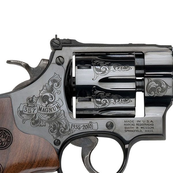 Limited Edition Smith & Wesson 75th Anniversary .357 Magnum Revolver