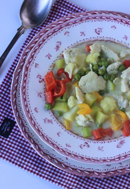 Italialainen kanakeitto - http://www.etsiresepti.fi/r/italialainen-kanakeitto-2386123.html