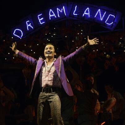 Miss Saigon, Jon Jon Briones. I saw this show in May (2015) and again last week (25/11/15) I have to say it is the best show I've ever seen, and it was even better the second time. Jon Jon Briones stole the show for me, both times.