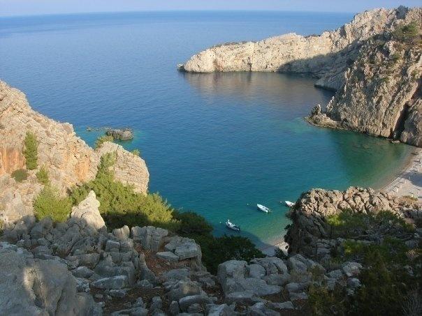 Ahata Beach-Karpathos, Greece
