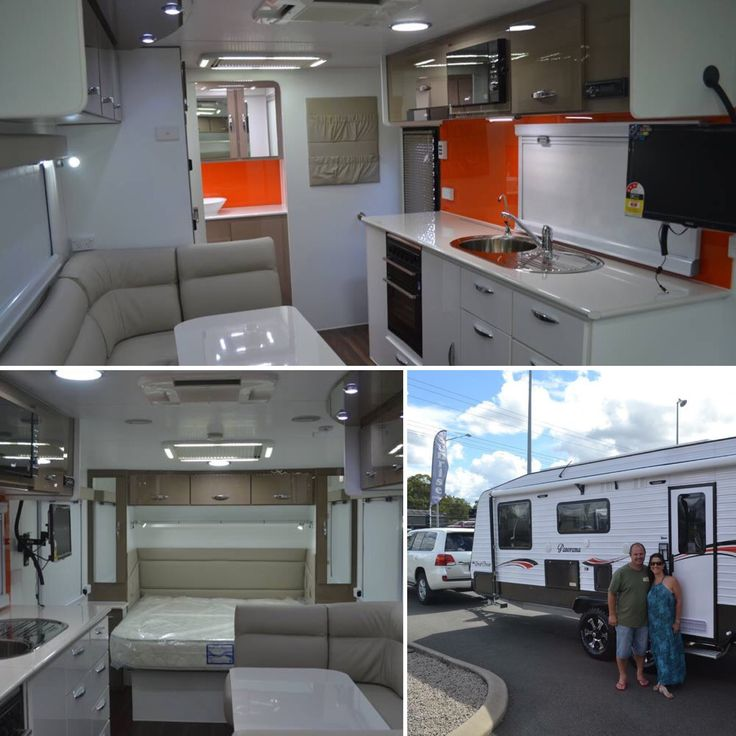 Big congratulations to our existing, interstate customers who are purchasing their second caravan through Sunrise Caravans. Our after sales service and product was the drawcard for our customers when choosing their next van, they didn't consider anyone else. Also the generous club lounge and the flexibility to be able to upgrade on features, such as 17 Inch Wheels to be compatible with their landcruiser was also a big plus