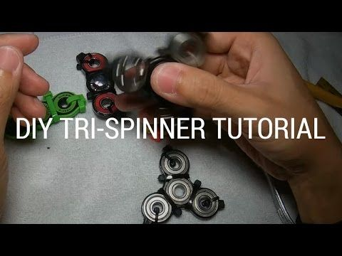 1 zip tie cable tie spinner toy diy tutorial tri spinner not 3d printed youtube jo. Black Bedroom Furniture Sets. Home Design Ideas