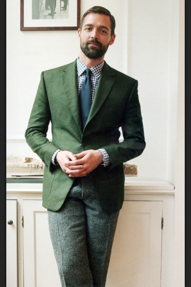 Find great deals on eBay for mens green blazer. Shop with confidence. Skip to main content. eBay: 48 L Bachrach Green Plaid Tweed Wool 3 Btn Mens Jacket Sport Coat Blazer Mint. Bachrach · 48 · Long. $ Buy It Now +$ shipping. SPONSORED. Ratner Vintage Blazer, mens sz 46R, Green.