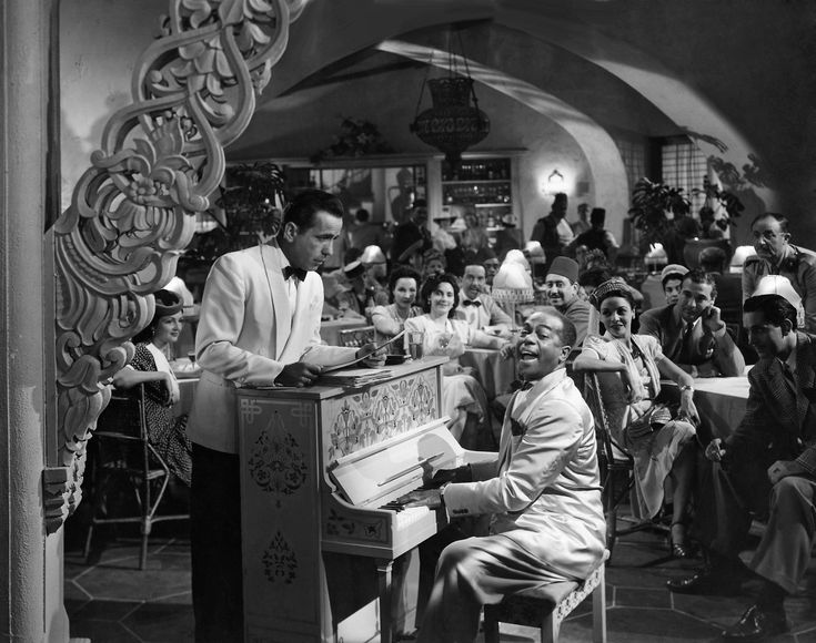 Books Into Movies 1950s | synopsis casablanca is best summarized as harry reasoner from 60 ...