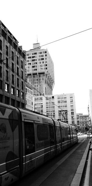 Urban B&W