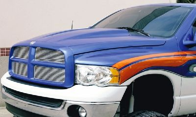 Steel cowl induction hood to fit a 2002 to 2008 Dodge Ram