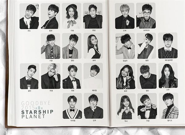 """Watch: Starship Artists Says Goodbye to 2015 and Hello to New Love With """"Softly"""" 