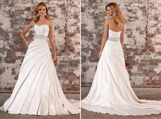 24 best wedding dresses images on pinterest homecoming for Stella york convertible wedding dress